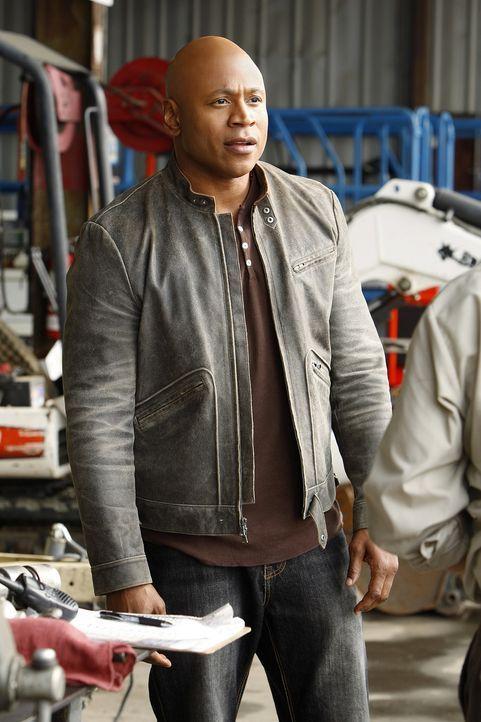 Um einen Mord aufzudecken, lässt sich Sam (LL Cool J) in eine Gang einschleusen. Doch wird das gut gehen? - Bildquelle: CBS Studios Inc. All Rights Reserved.