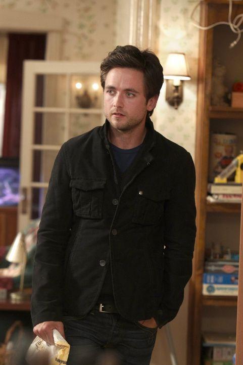Hört nicht auf, um Fiona zu kämpfen: Steve (Justin Chatwin) ... - Bildquelle: 2010 Warner Brothers