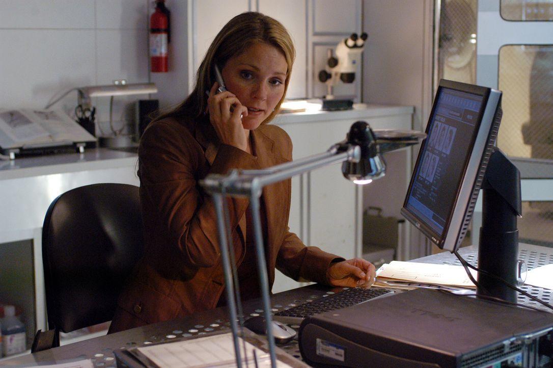 Mit ihrem Wissen, versucht Dr. Natalie Durant (Kelli Williams) einen außergewöhnlichen medizinischen Fall zu lösen ... - Bildquelle: CBS Television