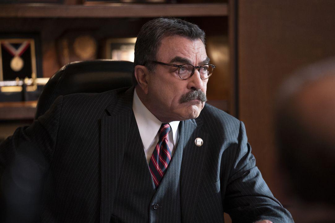 Frank Reagan (Tom Selleck) - Bildquelle: Patrick Harbron 2019 CBS Broadcasting Inc. All Rights Reserved. / Patrick Harbron