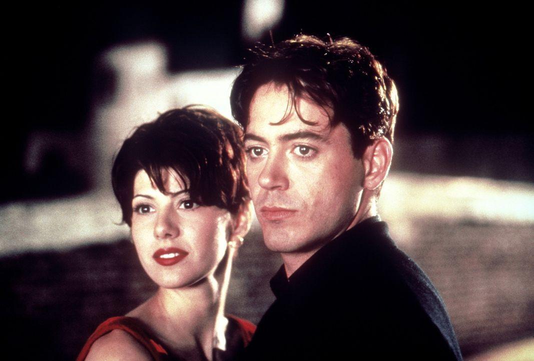 Irrungen und Wirrungen: Peter (Robert Downey jr., r.) und Faith (Marisa Tomei, l.) ... - Bildquelle: CPT Holdings, Inc.