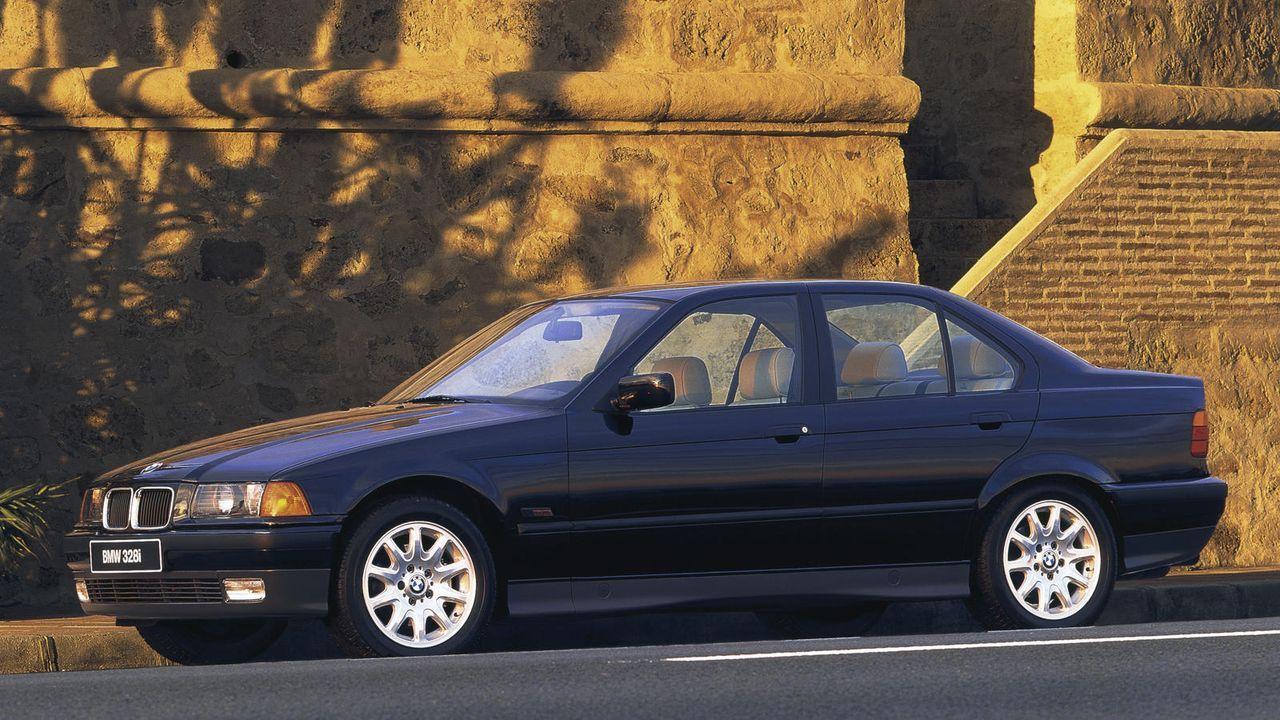 Die 3. Generation - Bildquelle: BMW