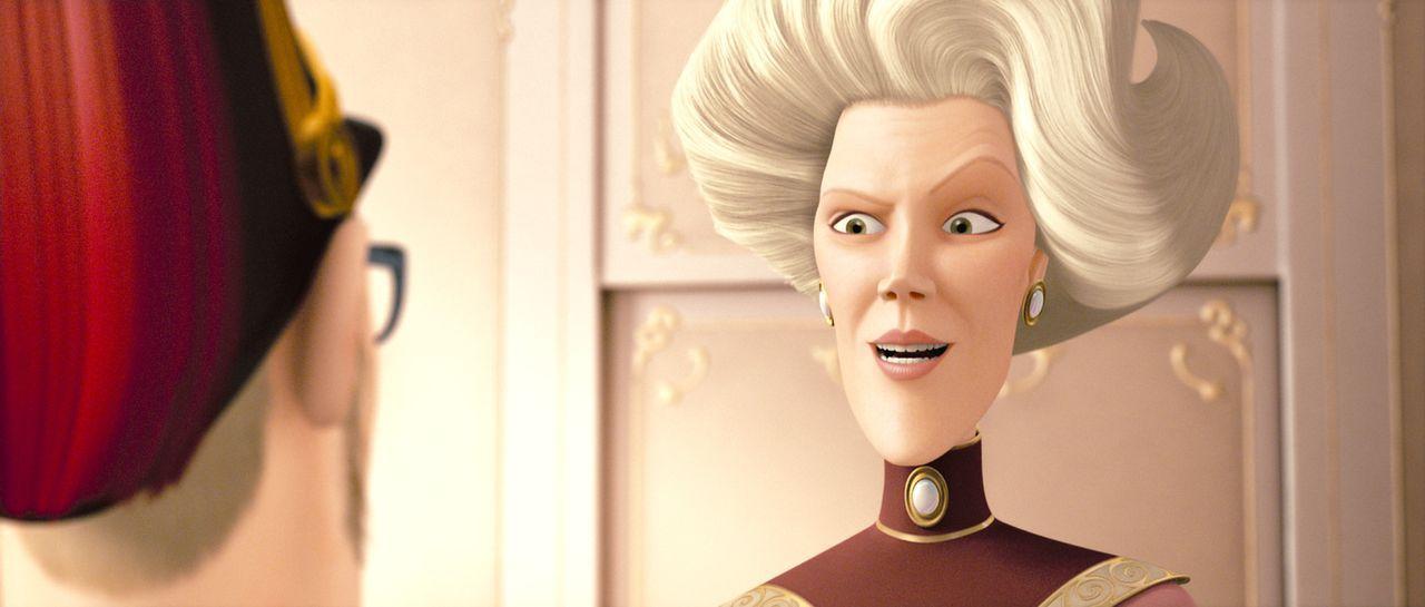 """Kaiserinmutter: """"Sie stehen auf meiner Liste, Feldmarschall!"""" - Bildquelle: 2007 herbX film gmbh (Alle Rechte vorbehalten)"""