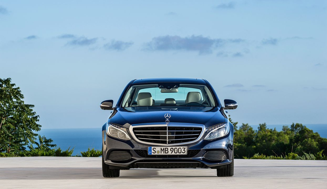 Mercedes C-Klasse (8) - Bildquelle: press photo, do not use for advertising purposes
