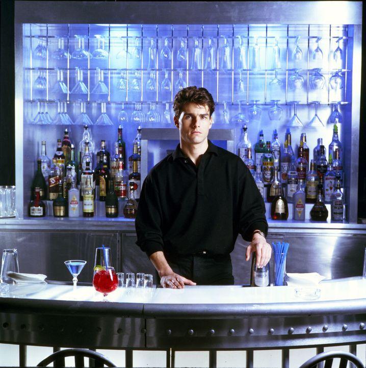 Tagsüber drückt Sonnyboy Brian Flanagan (Tom Cruise) die Schulbank und verdient seine Brötchen nachts als Barkeeper. Schnell avanciert Brian zum Lie... - Bildquelle: Touchstone Pictures