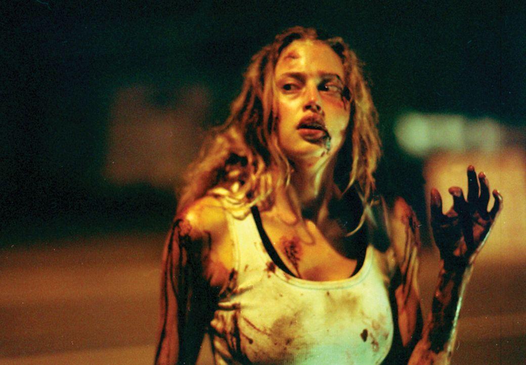 Wird Kristy (Estella Warren) den Kampf gegen den psychisch kranken Carl gewinnen oder wird sie sein nächstes Opfer werden? - Bildquelle: HSI Entertainment