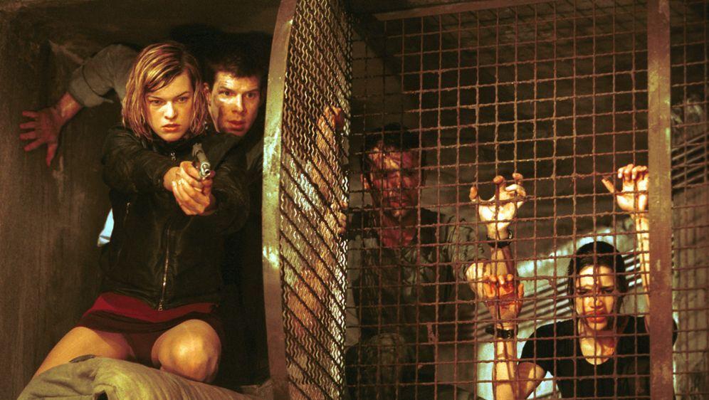 Resident Evil - Bildquelle: Constantin Film Verleih GmbH