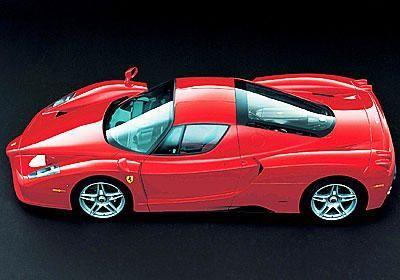 Platz 3: Ferrari Enzo - Bildquelle: Ferrari