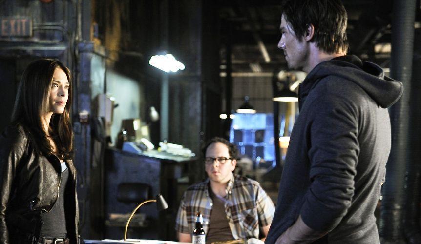 Drei Schwestern1 - Bildquelle: 2012 The CW Network, LLC. All rights reserved.