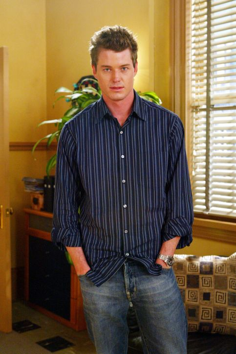 Phoebes neuer Boss Jason Dean (Eric Dane), interessiert sich für sie ... - Bildquelle: Paramount International Television