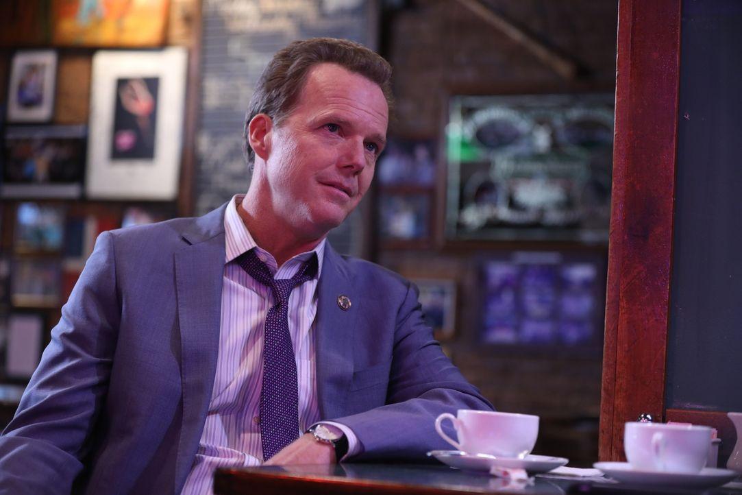 Der aktuelle Fall hat es in sich. Russ Vandenberg (Scott William Winters) probiert einen kühlen Kopf zu bewahren ... - Bildquelle: Craig Blankenhorn 2017 CBS Broadcasting, Inc. All Rights Reserved