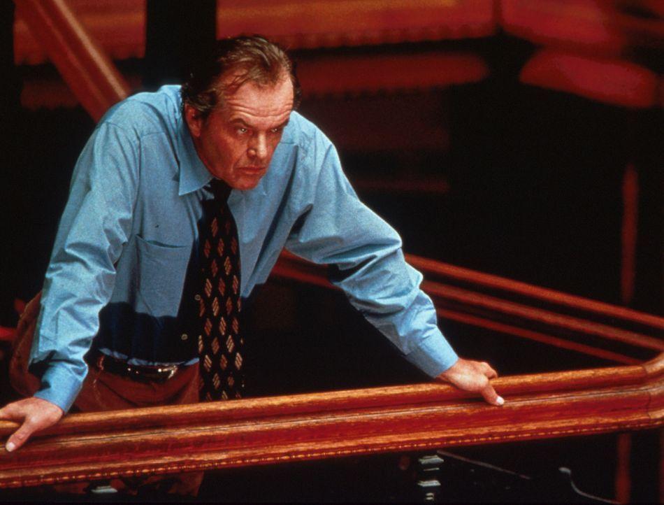 In Will Randall (Jack Nicholson) sind wölfische Instinkte erwacht ... - Bildquelle: Columbia TriStar