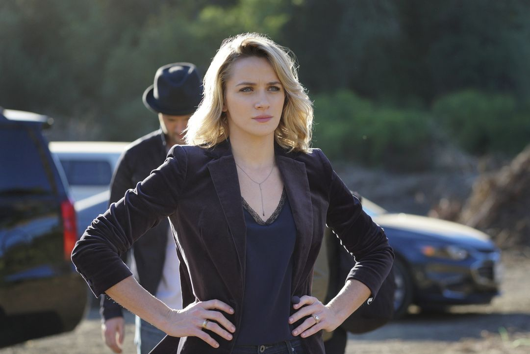 Als Amy (Shantal VanSanten) Team Scorpion für einen Auftrag anheuert, ahnt sie nicht, dass sie schon bald ums Überleben kämpfen muss - zusammen mit... - Bildquelle: Richard Cartwright 2017 CBS Broadcasting, Inc. All Rights Reserved.