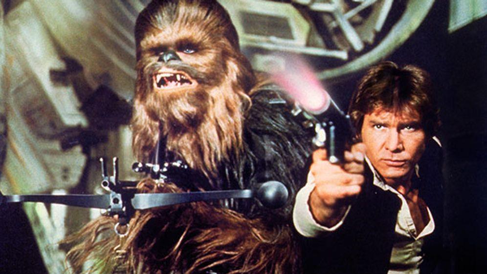 """- Bildquelle: """"Star Wars - Episode IV"""": auf DVD erhältlich (20th Century Fox)"""