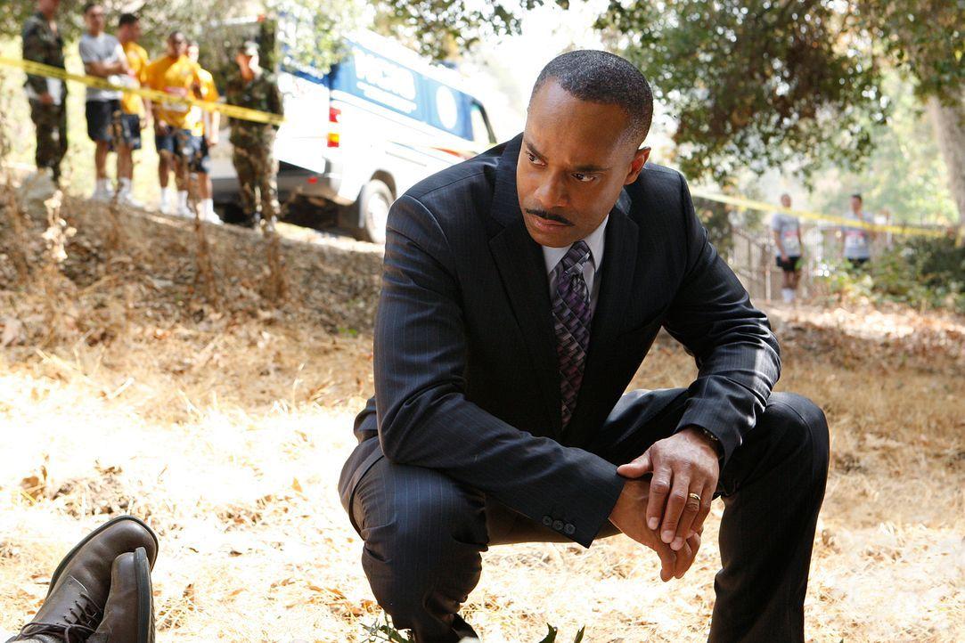 Vance' Familie ist in Gefahr, als ein Auftragskiller aus seiner Vergangenheit auftaucht. Das Team versucht Vance (Rocky Carroll) zu helfen, gegen se... - Bildquelle: CBS Television