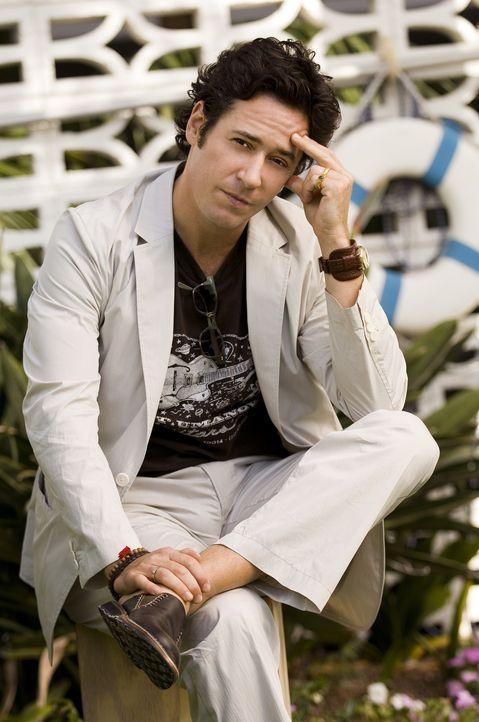 (6. Staffel) - Don Eppes (Rob Morrow) ist ein Spezialagent beim FBI. Wenn es Fälle gibt, die er nicht logisch lösen kann, zieht er seinen Bruder den... - Bildquelle: Paramount Network Television