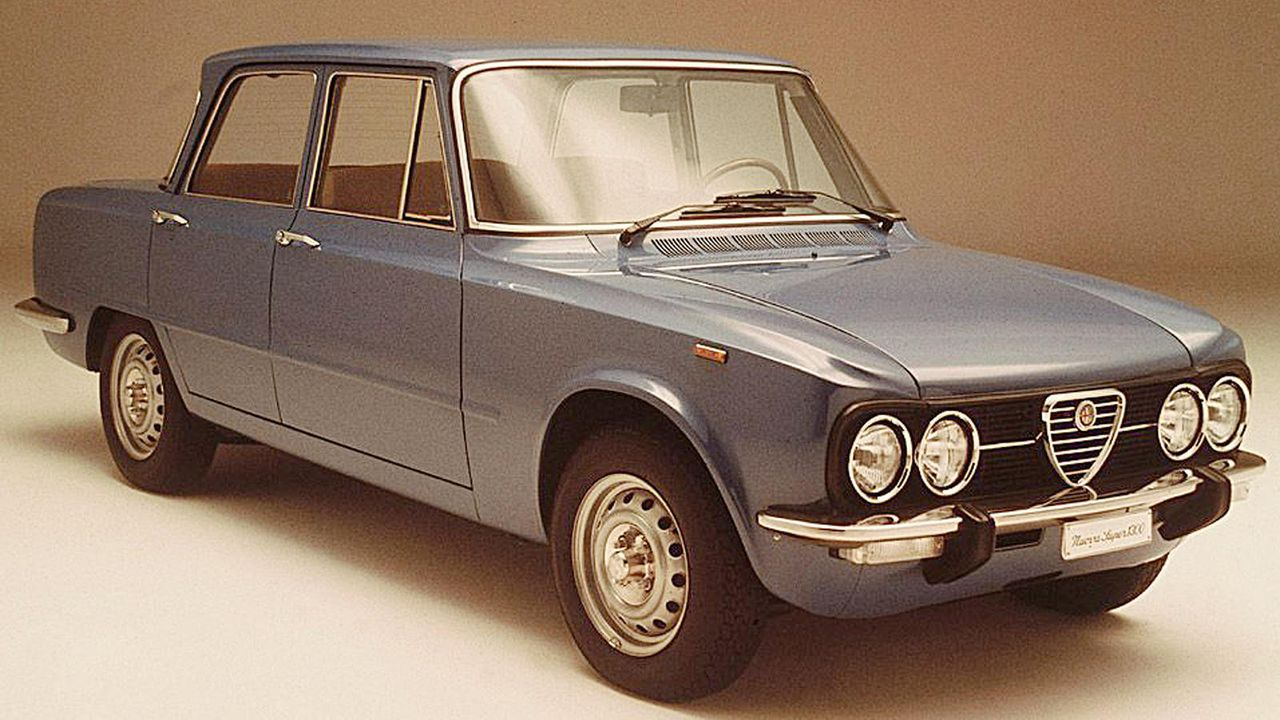 Alfa Romeo Giulia - Bildquelle: Alfa Romeo