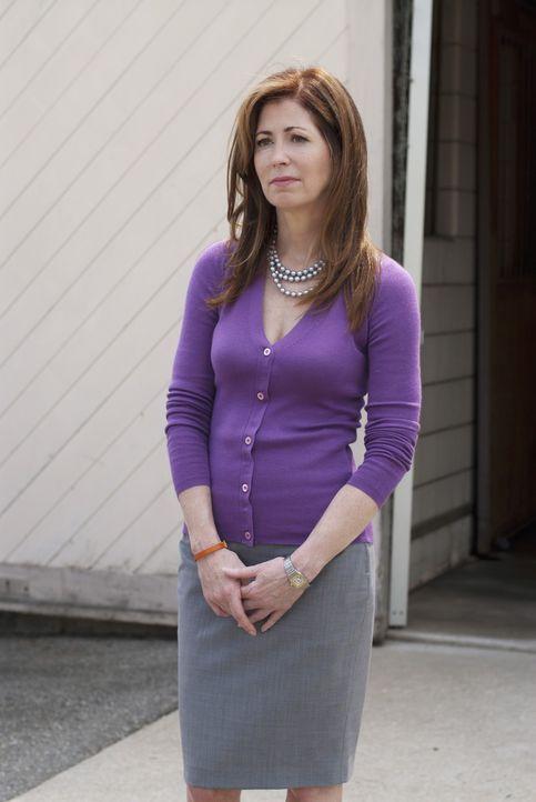 """Wird an den Tatort eines vermeintlichen """"Erweiterten Suizids"""" gerufen: Dr. Megan Hunt (Dana Delany) ... - Bildquelle: 2010 American Broadcasting Companies, Inc. All rights reserved."""