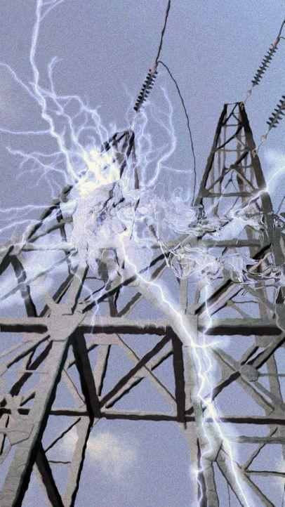 Können Experimente mit einem Teilchenbeschleuniger ein schwarzes Loch erzeugen? Die Wissenschaftler in St. Louis, Missouri, sind sich sicher, dass... - Bildquelle: 2005 EQUITY PICTURES MEDIENFONDS GmbH & Co. KG III.  ALL RIGHTS RESERVED.