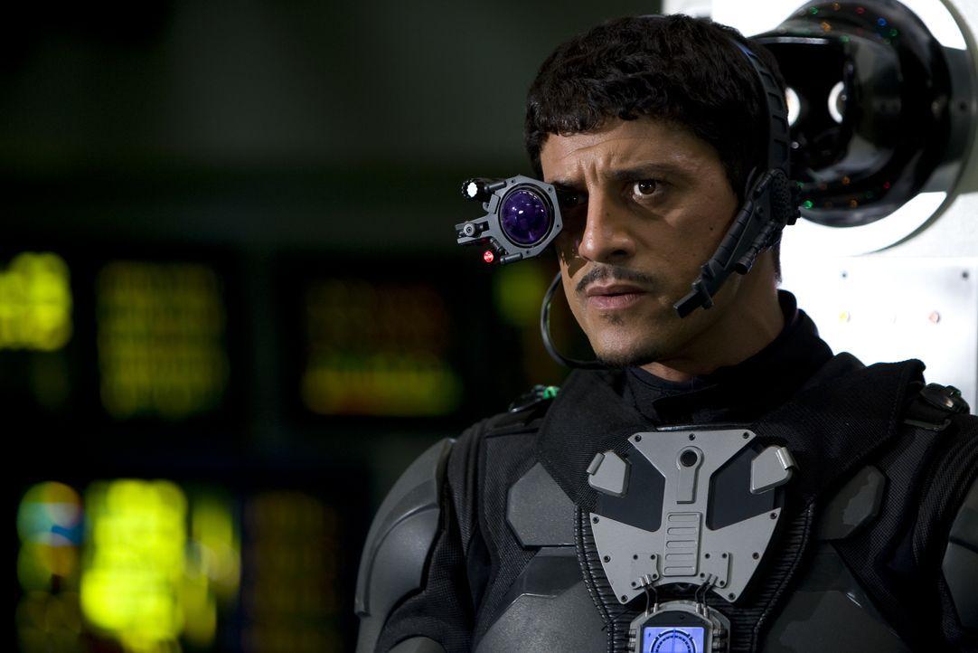 Breaker (Saïd Taghmaoui) hat seine Feinde genau im Visier ... - Bildquelle: 2009 Paramount Pictures Corporation. All Rights Reserved.