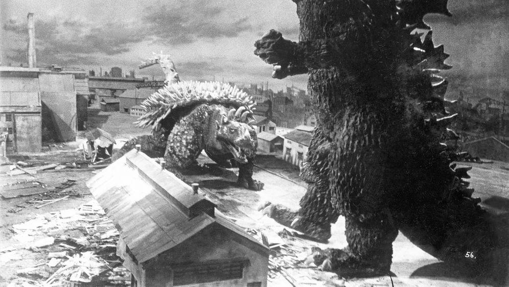 Godzilla kehrt zurück - Bildquelle: 1955 Toho Co. Ltd.