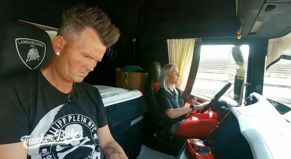 Model sabrina reiter trucker 14+ best