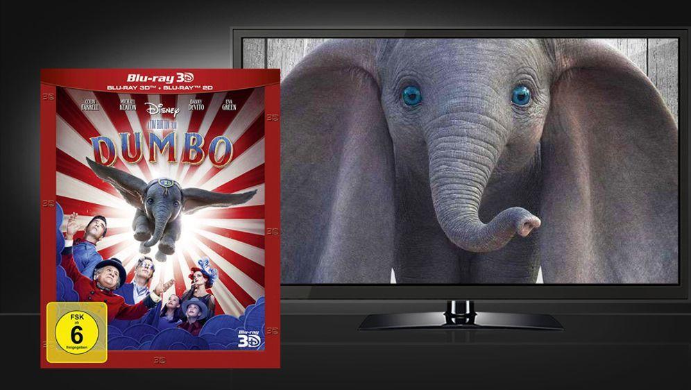 Dumbo (Blu-ray Disc 3D) - Bildquelle: Walt Disney Studios