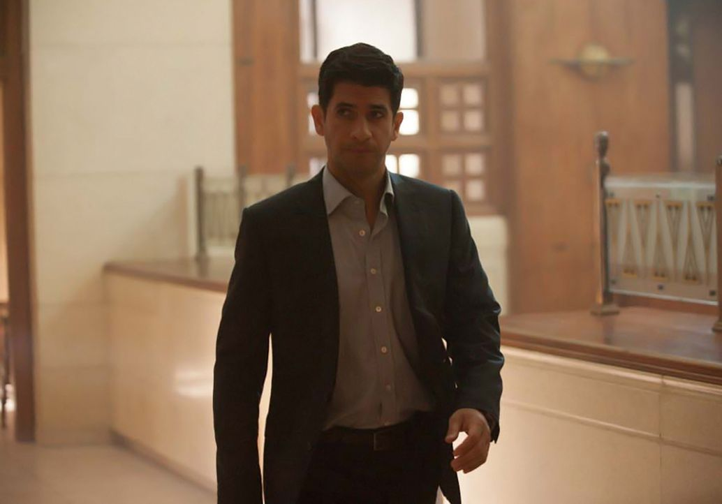 Was hat Aasar Khan (Raza Jaffrey) nur vor. Kann Saul ihm trauen? - Bildquelle: Homeland   2014 Twentieth Century Fox Film Corporation