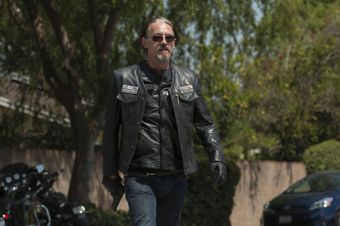 Wird mit einer verantwortungsvollen Aufgabe betraut: Chibs (Tommy Flanagan) ... - Bildquelle: 2012 Twentieth Century Fox Film Corporation and Bluebush Productions, LLC. All rights reserved.