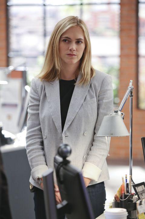 Kann nicht glauben, was Gibbs zugestoßen ist: Bishop (Emily Wickersham) ... - Bildquelle: Monty Brinton CBS Television / Monty Brinton