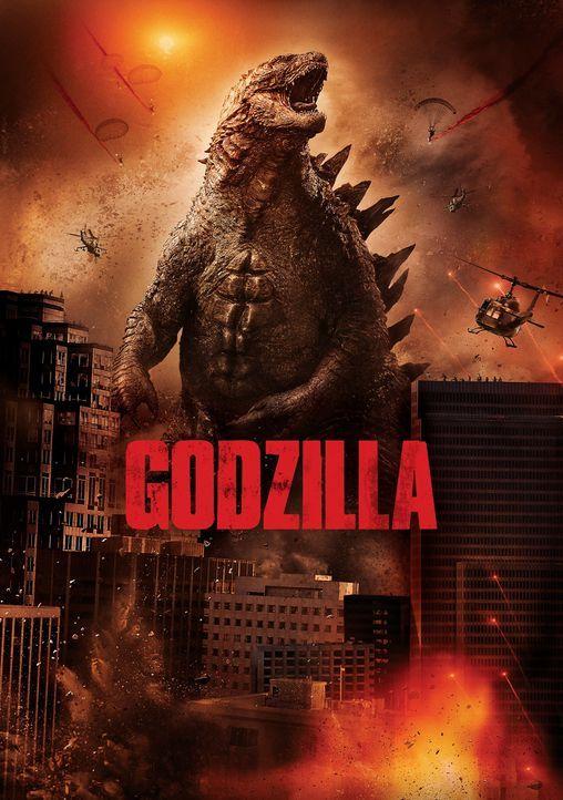 GODZILLA - Artwork - Bildquelle: 2014 © Warner Bros.