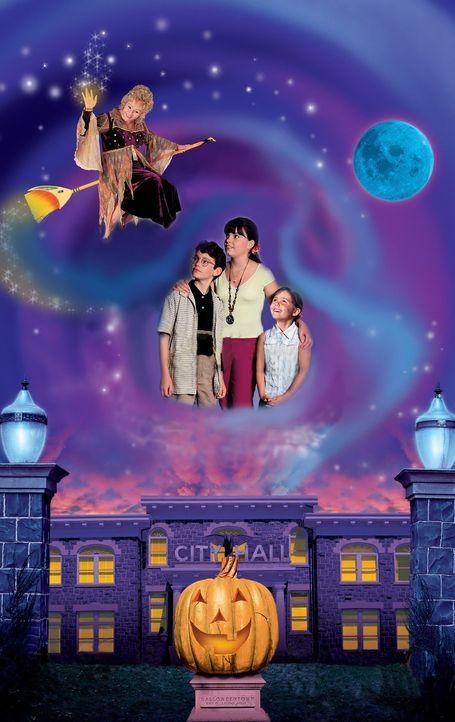 HALLOWEENTOWN - MEINE OMA IST 'NE HEXE - Artwork - Bildquelle: Disney