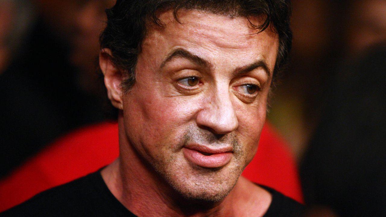 Sylvester Stallone  - Bildquelle: Getty-AFP