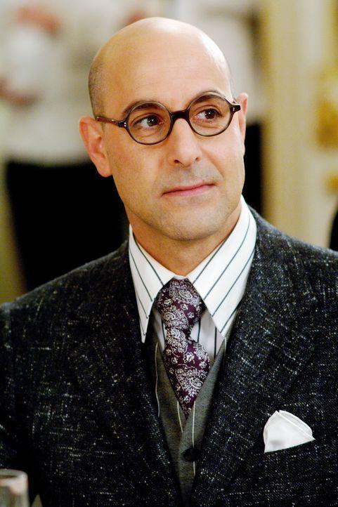 Wird von seiner eiskalten Chefin zutiefst enttäuscht: Mirandas gutmütiger Handlanger Nigel (Stanley Tucci) ... - Bildquelle: 2006 Twentieth Century Fox