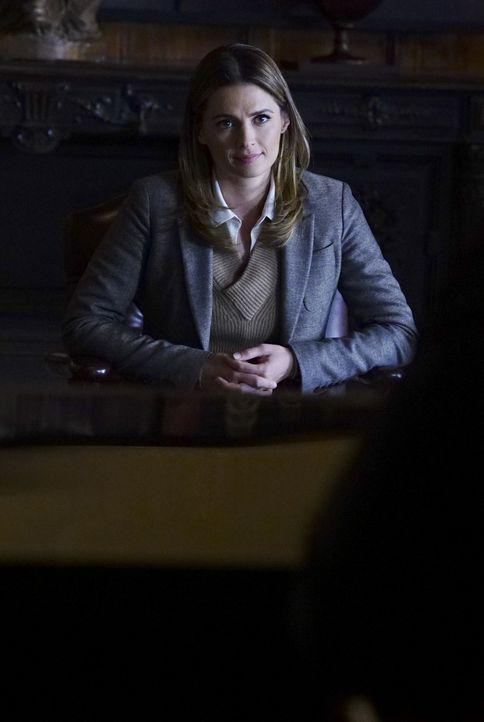 Verliert Kate (Stana Katic) aufgrund ihrer Beziehung zu Castle ihren Job? - Bildquelle: Richard Cartwright ABC Studios