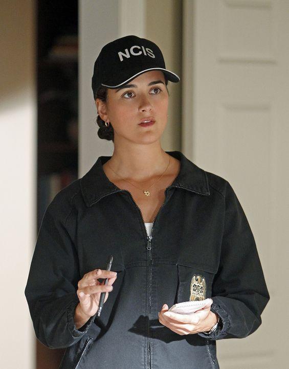 Versucht, einen neuen Mordfall aufzudecken: Ziva (Cote de Pablo) ... - Bildquelle: CBS Television