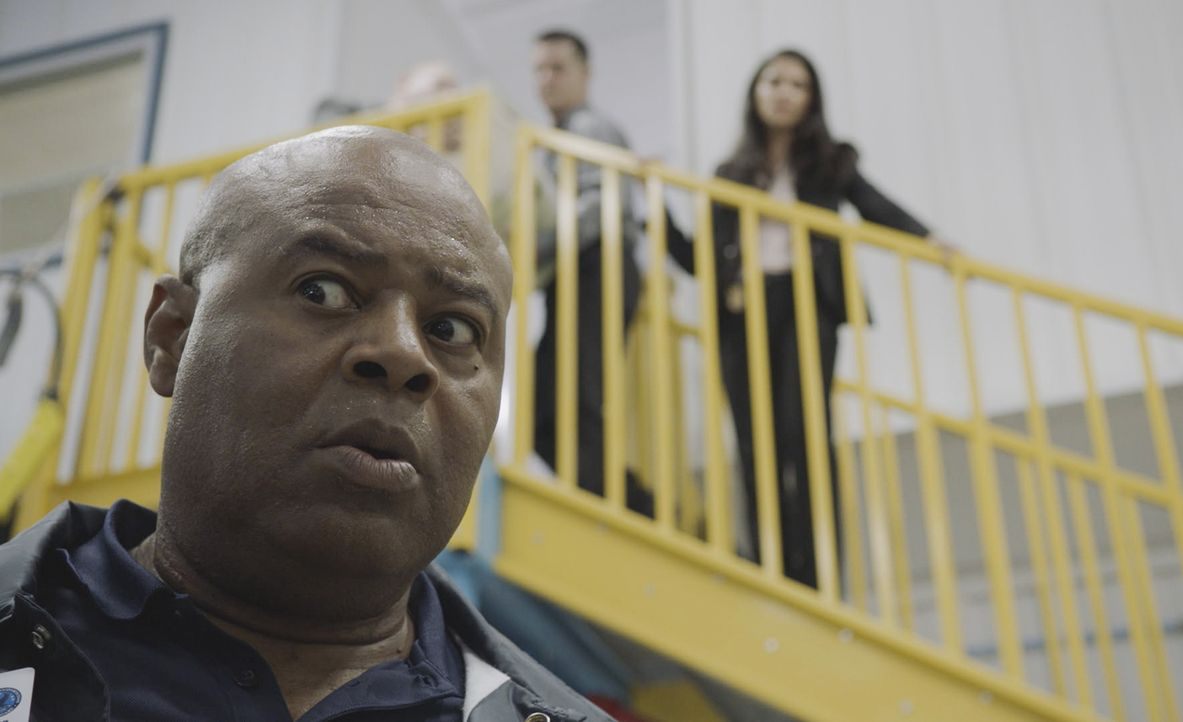 Lou Grover (Chi McBride) - Bildquelle: 2018 CBS Broadcasting, Inc. All Rights Reserved