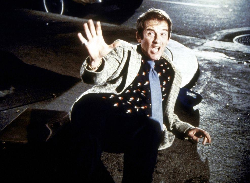 Eines Tages kommt Charley (John Pleshette) einer Verbrecherbande in die Quere ... - Bildquelle: Worldvision Enterprises, Inc.