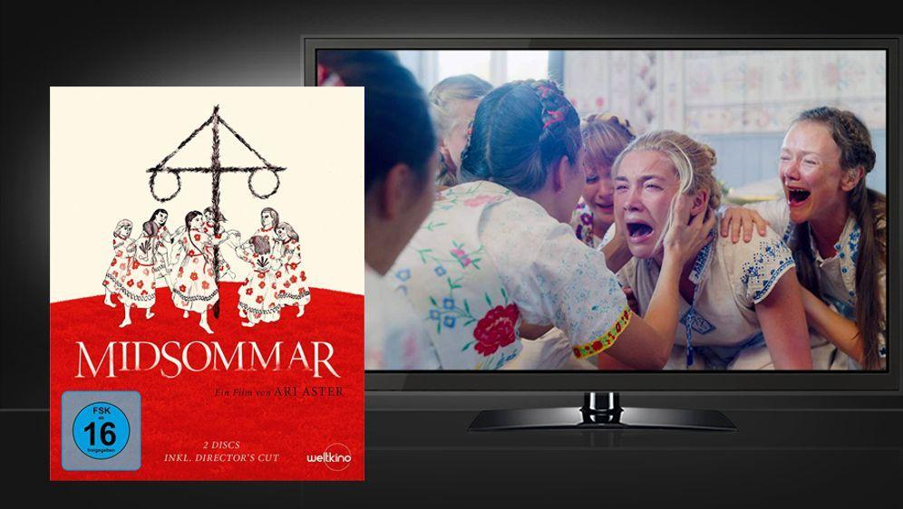 Midsommar (Blu-ray Disc) - Bildquelle: LEONINE - Weltkino
