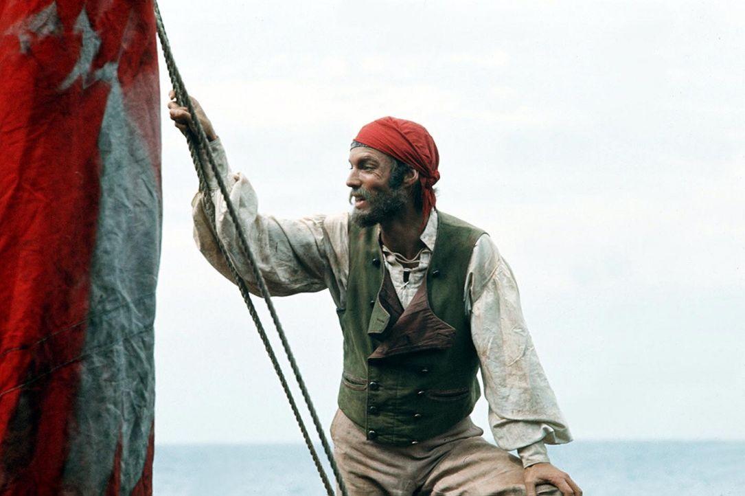 Aufgrund von politischen Intrigen wird der Seemann Edmond Dantes (Richard Chamberlain) zu lebenslänglicher Kerkerhaft verurteilt. Im Kerker erfähr... - Bildquelle: National Broadcasting Company (NBC)