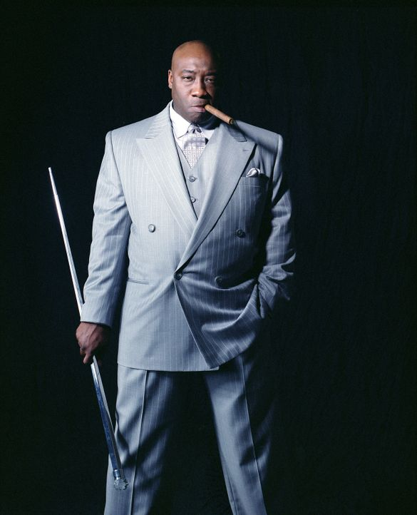 Gangsterboss Kingpin (Michael Clarke Duncan) ahnt nicht, dass ihm seit Jahren ein Phantom auf den Fersen ist ... - Bildquelle: 2003 Twentieth Century Fox Film Corporation.  All rights reserved.