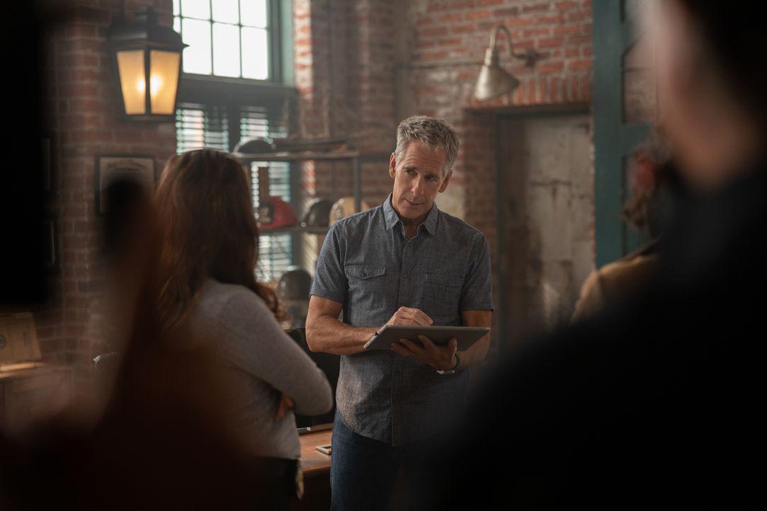Dwayne Pride (Scott Bakula) - Bildquelle: Sam Lothridge 2019 CBS Broadcasting, Inc. All Rights Reserved. / Sam Lothridge