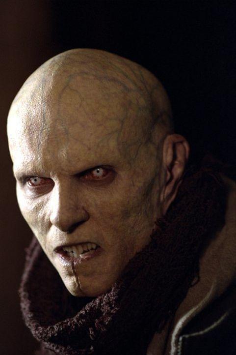Der hemmungslose Reaper Nomak (Luke Goss), ein Vampir, der mit einem unstillbaren Blutdurst gesegnet ist und dessen Opfer sich auch in Reaper verwan... - Bildquelle: New Line Cinema