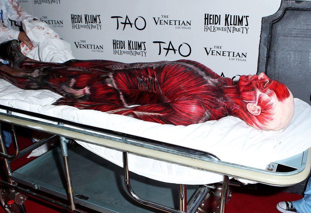 Stars an Halloween: Heidi Klum - Bildquelle: Judy Eddy/WENN.com