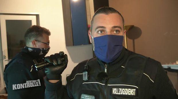 Achtung Kontrolle - Achtung Kontrolle! - Thema U.a.: Drogenfund In Obdachlosenunterkunft - Kvd Bad Dürkheim