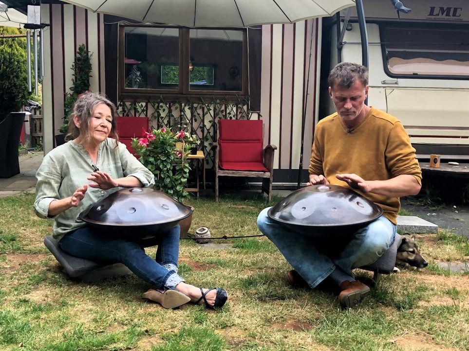 Susanne, l.; Kai, r. - Bildquelle: Kabel Eins