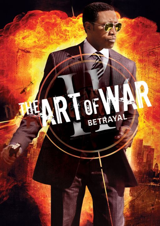 ART OF WAR II, THE - BETRAYAL - Plakatmotiv - Bildquelle: 2008 Operation Eagle Productions Inc. All Rights Reserved.