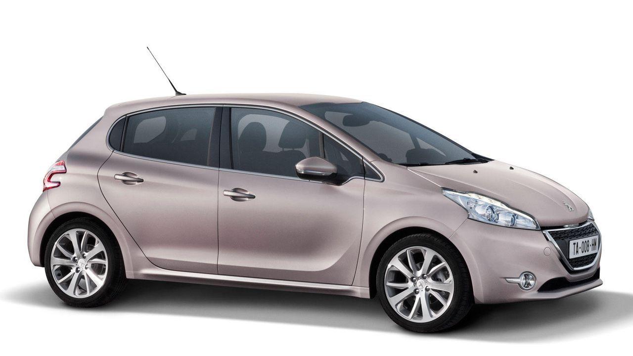Kleinwagen: Peugeot 208 - Bildquelle: Peugeot