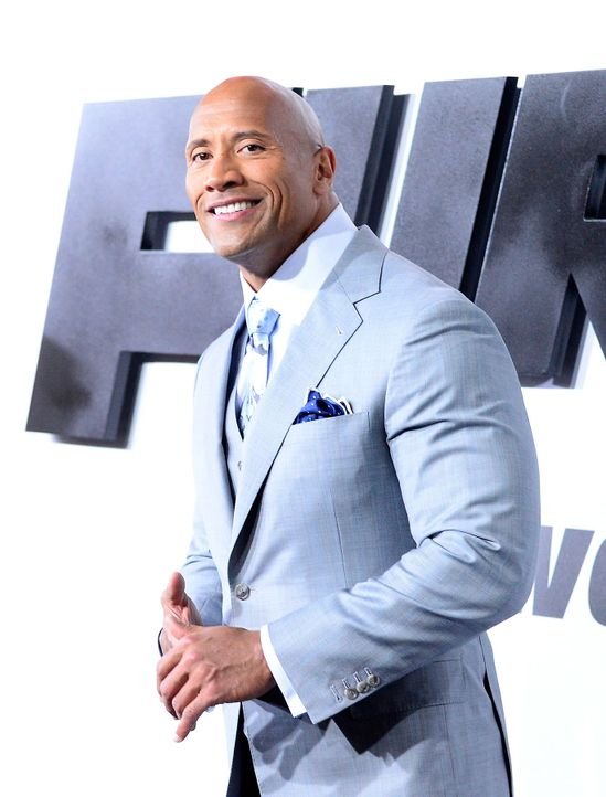 Dwayne-Johnson-15-04-01-getty-AFP - Bildquelle: getty-AFP
