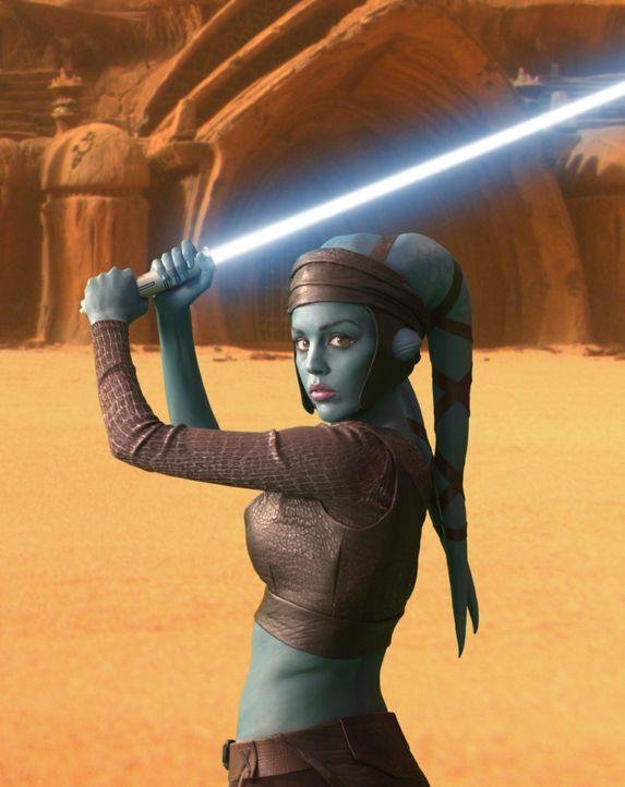 Als sich etliche Planetensysteme unter der Führung des ehemaligen Jedi-Meisters Count Dooku von der Republik abspalten, verliert das Machtgefüge der... - Bildquelle: Lucasfilm Ltd. & TM. All Rights Reserved.